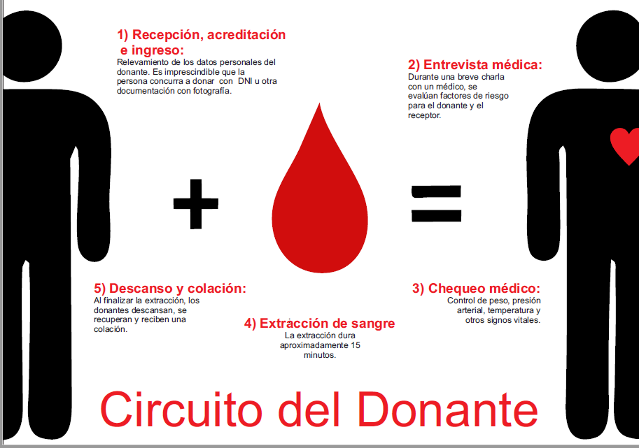 infografia donante