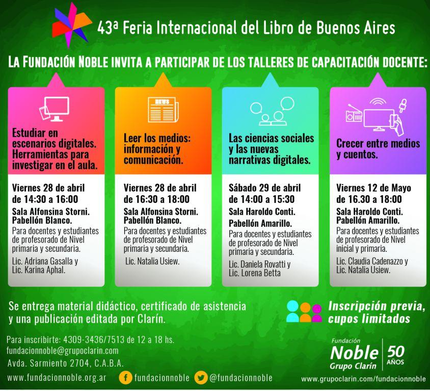 Aviso Talleres Feria del Libro 2017-3x6-01
